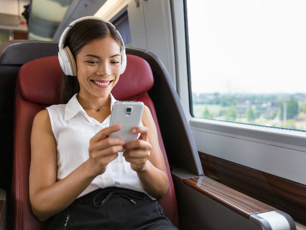 Amazon Prime Video services might be made available on trains in India