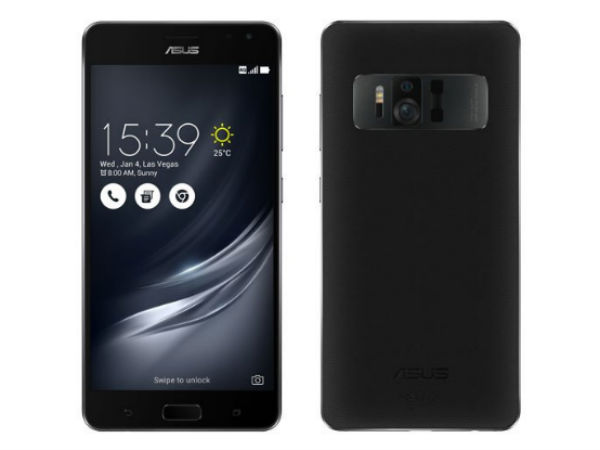 Asus Zenfone AR (Augmented Reality) Might be Unveiled at CES 2017