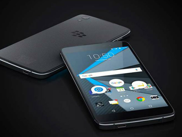 BlackBerry could launch another smartphone alongside Mercury at MWC