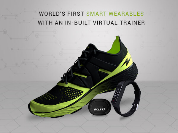 Boltt unveils a range of smart wearables at CES 2017