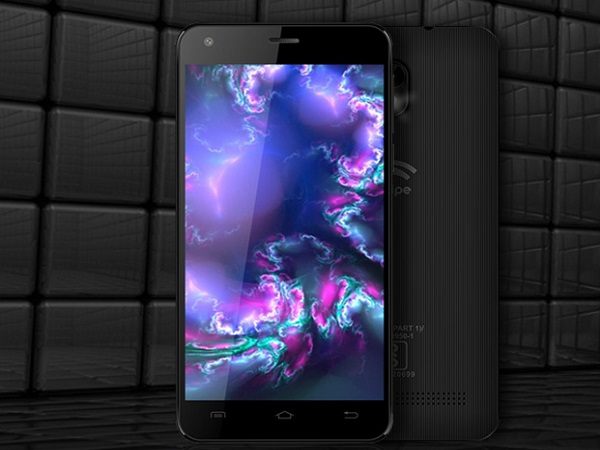 Swipe Konnect Grand is a 3G phone with Android 6.0 at just Rs. 2,799
