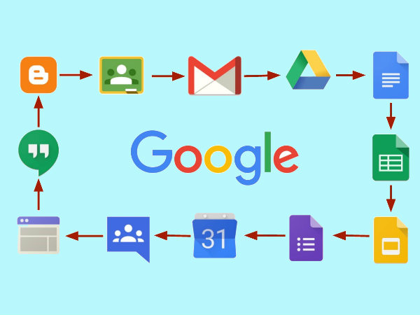 Google to shut down older versions of Drive, Docs, Sheets, Slides Apps