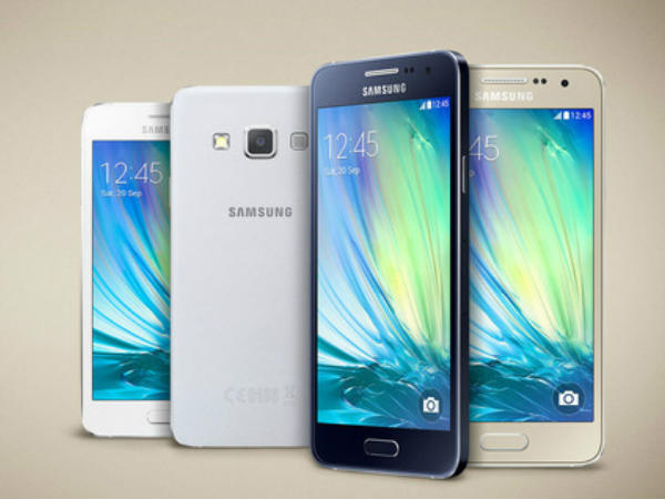 Samsung's A3 (2016) and A5 (2016) smartphones to get Android Nougat