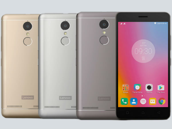 How to make Lenovo K6 Power smartphone more interesting