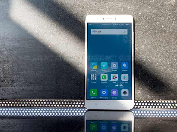 How to add fingerprints on Xiaomi Redmi Note 4