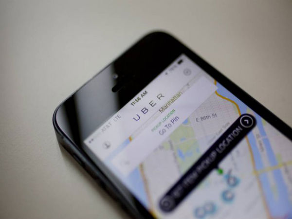 How to book an Uber ride with Google Maps