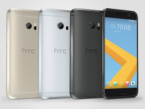 HTC 10, 10 Lifestyle, and One M9 start getting Android 7.0 Nougat