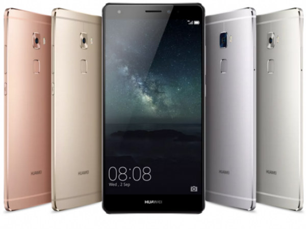Huawei smartphones to get Android 7.0 Nougat Update soon