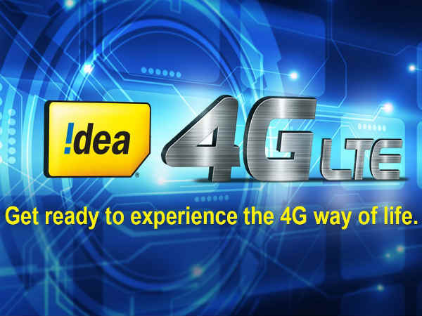 Idea to launch 4G VoLTE services by the end of this year