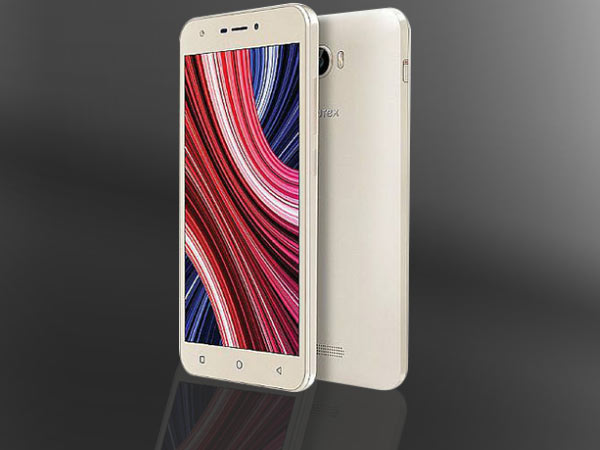 Intex launches Cloud Q11 4G with AI at Rs. Rs. 6,190