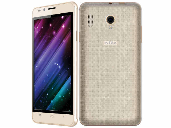 Intex Cloud Style 4G with VoLTE launched in India at Rs. 5,799