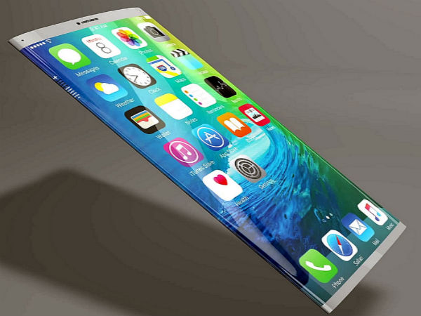 iPhone 8 to feature dual-edge curved screen