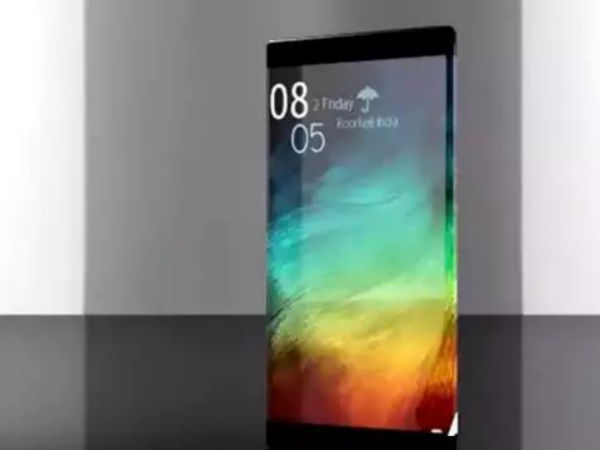 Is this how the Xiaomi Mi 6 will look like?