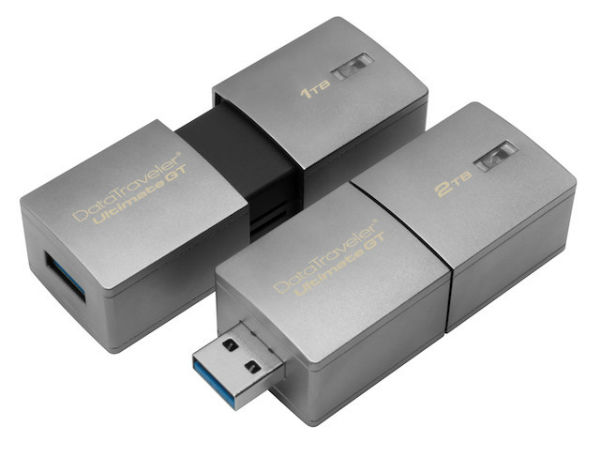 Kingston Announced a Mind-Boggling USB Flash Drive with 2TB Storage!