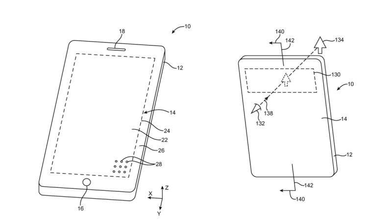 Apple patent hints at edge-to-edge OLED display for future iPhones