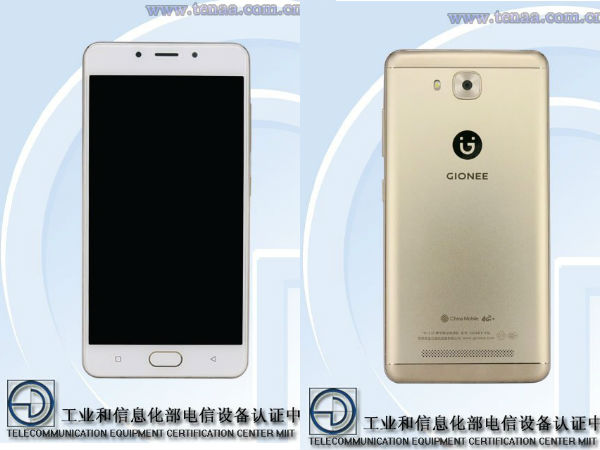 Gionee F5L passes TENAA Certification, launch imminent