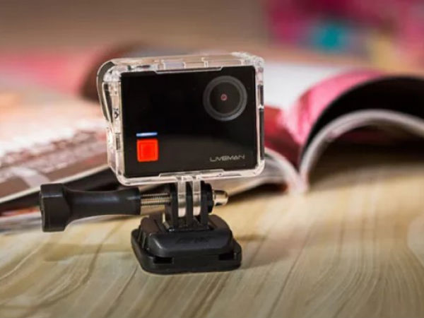 LeEco Liveman C1 action camera goes official