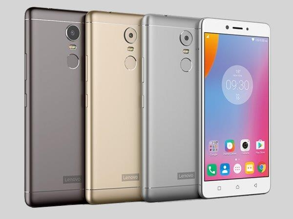 Lenovo K6 Power new variant going on sale via Flipkart at 12 PM