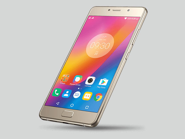 Lenovo P2 to Soon Launch in the India With 5100mAh Battery
