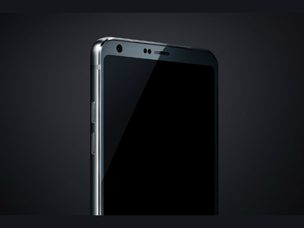 LG G6 leaked image shows an amazing 90% screen-to-body ratio