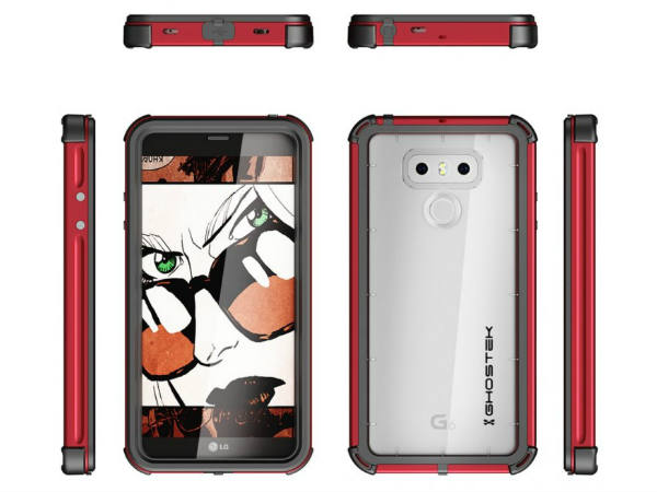 LG G6 new renders leaked by case maker Ghostek