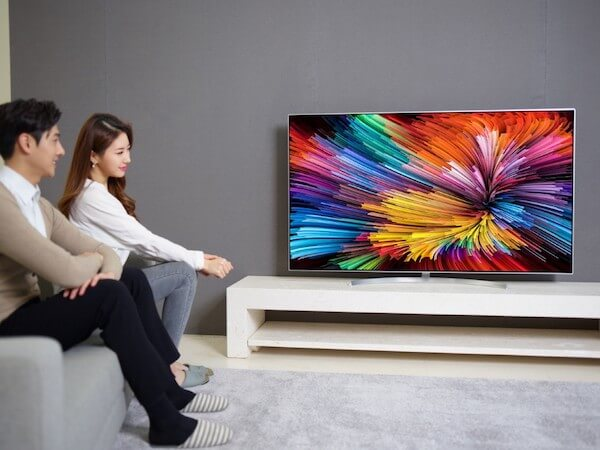 LG Shows Off Third Generation of Super UHD TV Lineup