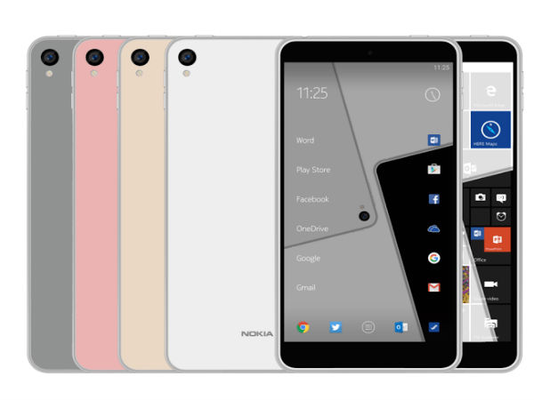 Nokia P1 flagship smartphone rumored to launch in MWC 2017