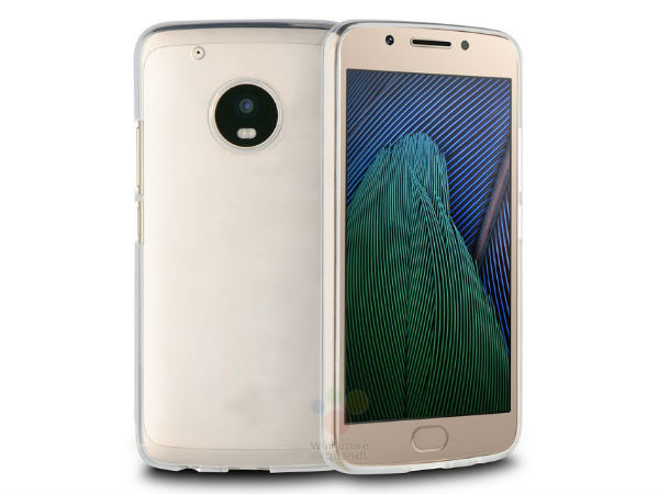 Renders of the upcoming Motorola Moto G5 Plus leaked by a case maker