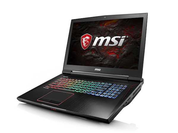 MSI Unveils New Lineup Of 7th Generation 4K Laptops
