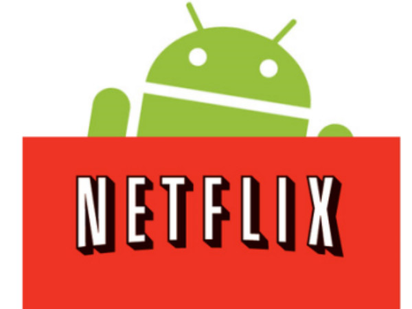 Netflix Android app now allows you to download shows to your SD card