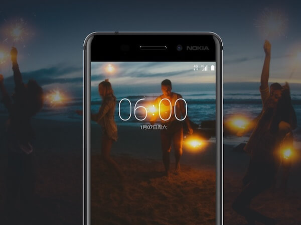 Nokia 6 out of stock in a minute