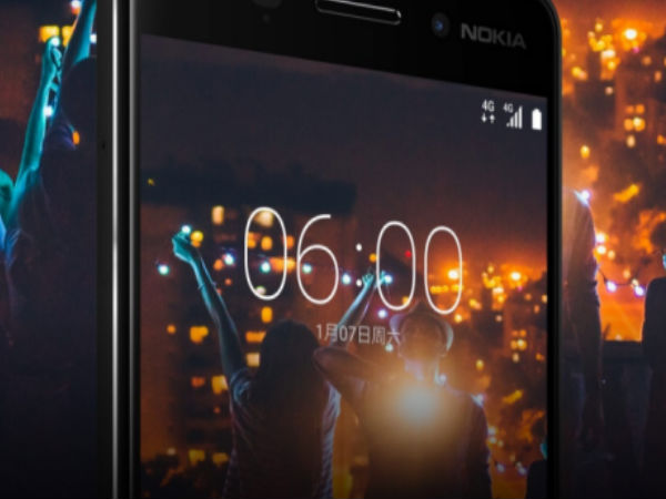Nokia 6 will be up for second flash sale on January 26