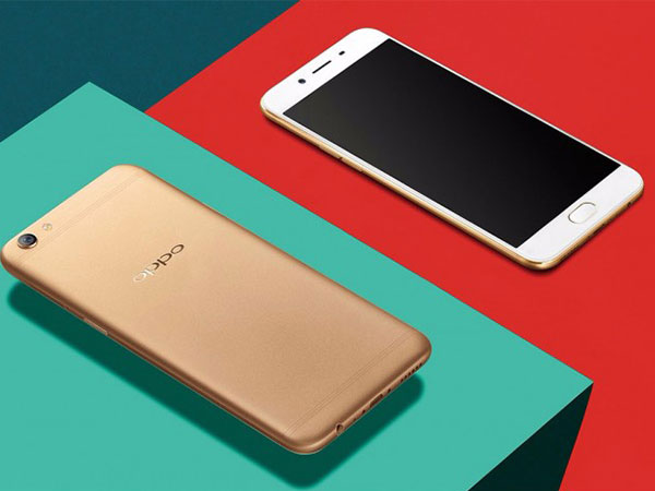 Oppo R9s up for sale in black and white color variants