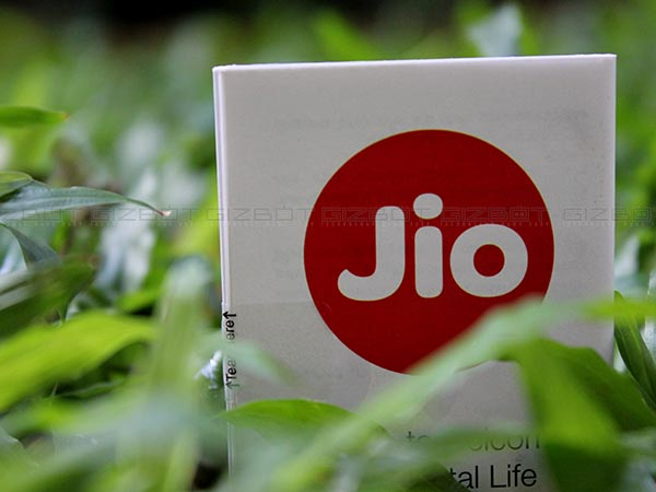 Reliance Jio is the primary data connection on mobile phones in India