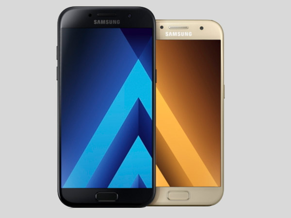 Samsung Galaxy A (2017) Series with IP68 Rating Goes Official