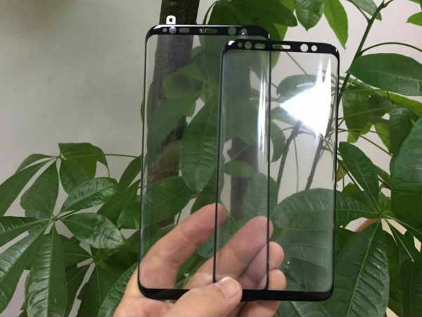 Samsung Galaxy S8 leak tips at bezel-less display sans home button