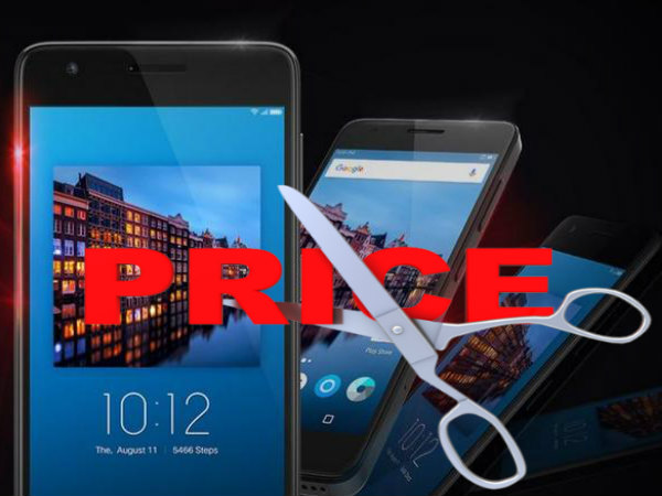 Here are some conspicuous price drop on latest smartphones