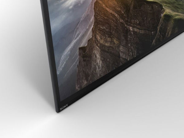 Sony BRAVIA OLED TVs Grab All the Attention at CES 2017
