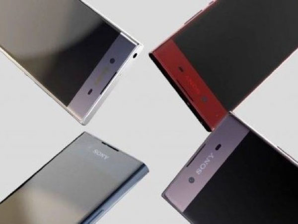 Successor of the Sony Xperia XA leaks in renders revealing design