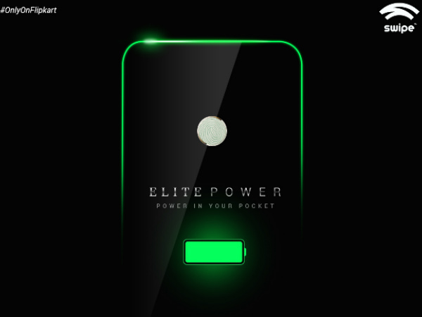 Swipe Elite Power to be launch via Flipkart on January 31