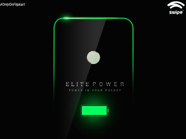 Swipe Elite Power to be launch via Flipkart on January 31