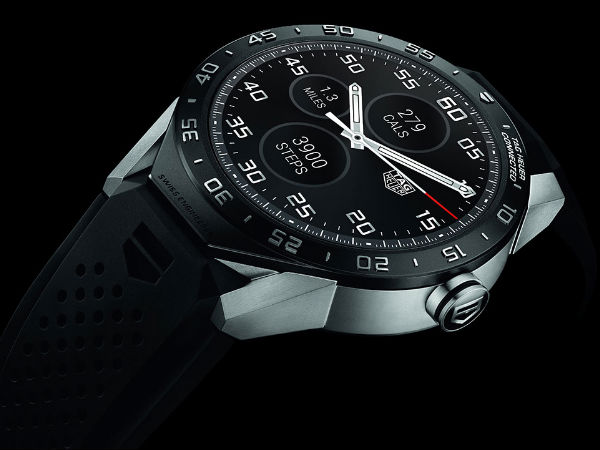 Tag Heuer to launch second-gen smartwatch with GPS and better battery life in May