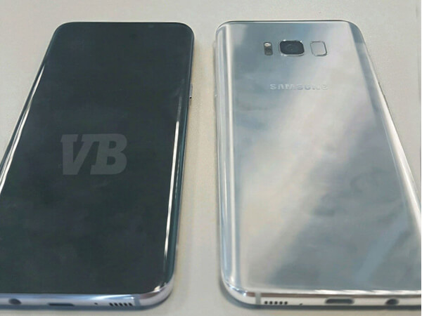 This is how the Samsung Galaxy S8 may probably look like
