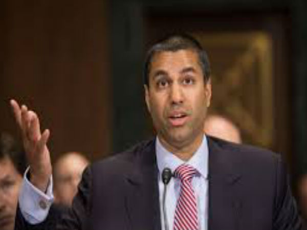 US President appoints Ajit Pai as Chairman of FCC