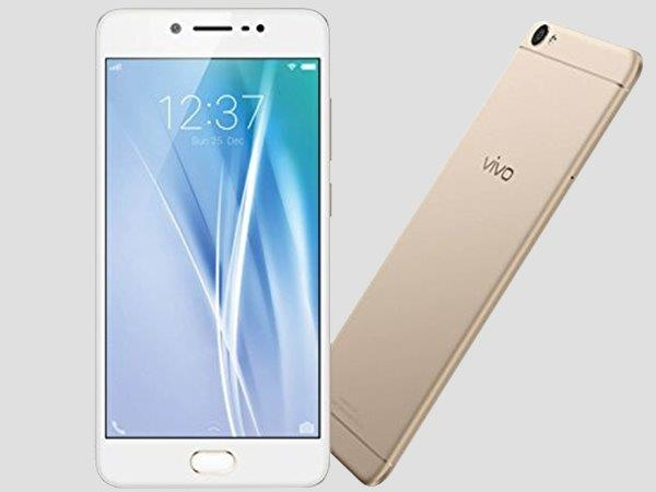 Vivo V5 Plus price and specs revealed ahead of India launch