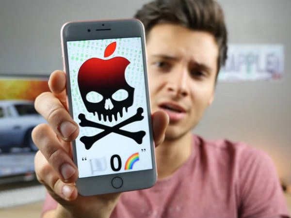 Watch out! This emoji text bug freezes your iPhone once you receive it