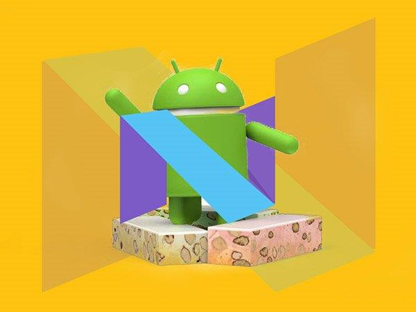 Android 7.0 Nougat update now hitting Samsung Galaxy S7 and S7 Edge
