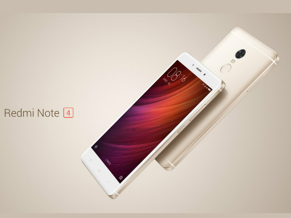 Xiaomi Redmi Note 4 will be exclusively available on Flipkart