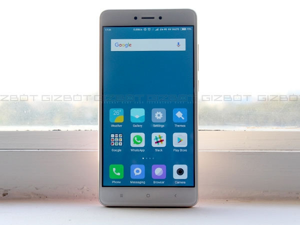 Xiaomi Redmi Note 4 to go on sale today in India on Flipkart