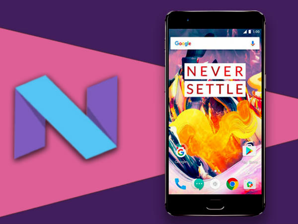 How to Manually Update OnePlus 3 to Official Android Nougat!